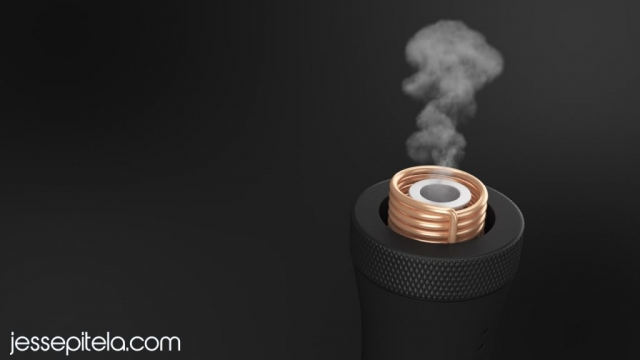 product 3d visualization smoke simulation rendering