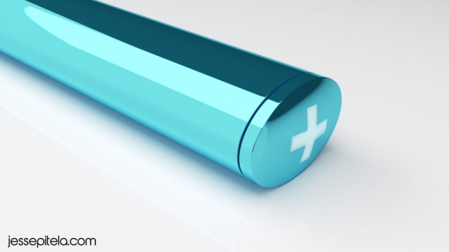inhaler product 3d visualization rendering